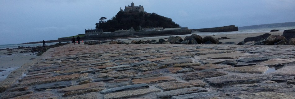 St Michaels Mount Morning Walk