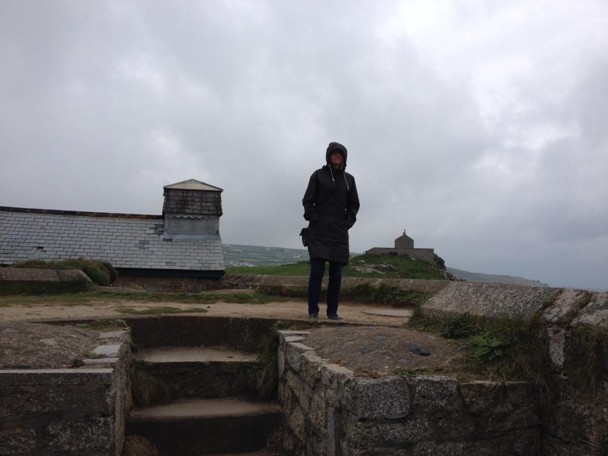 st ives island steps
