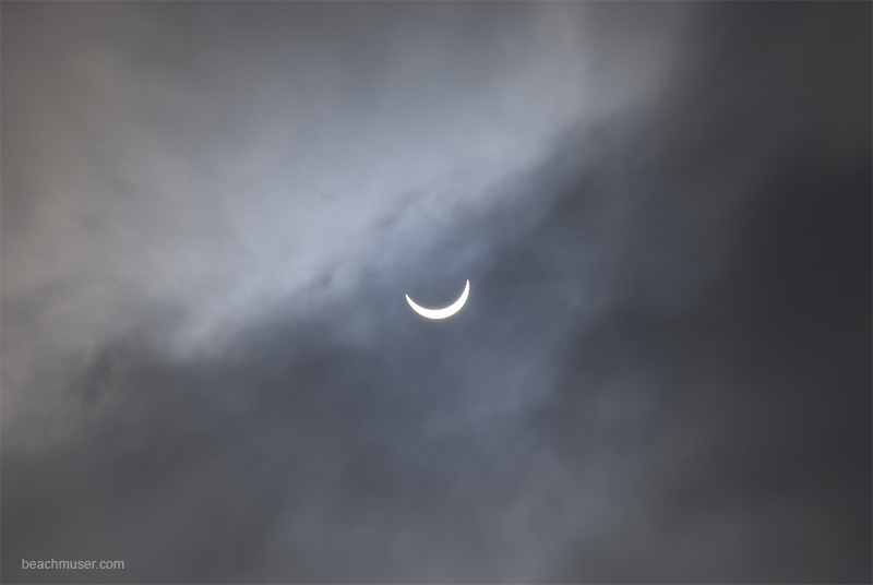 Solar Eclipse St Ives Cornwall