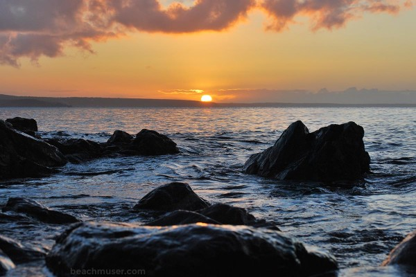 Sunrise at Mousehole