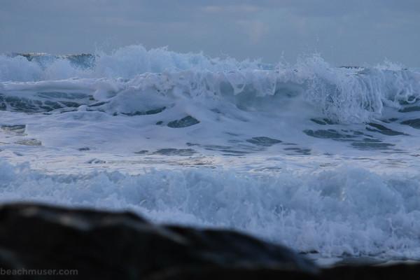 Porthmeor Beach Milky Blue