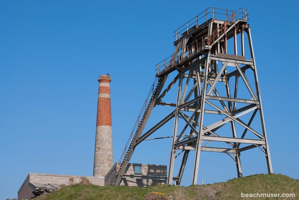 Botallack Mining Works