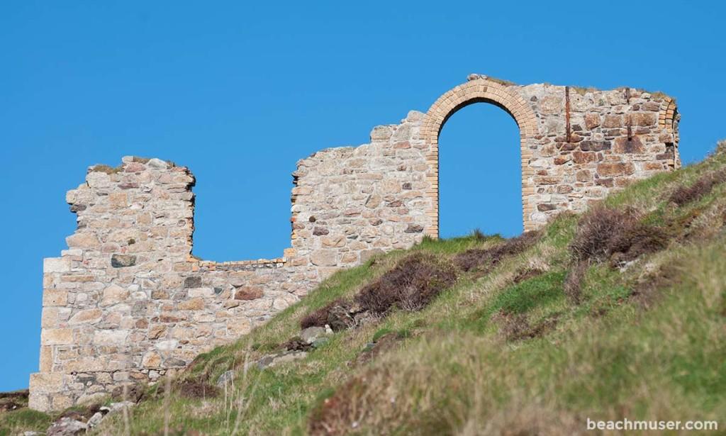 Botallack Ruin Window