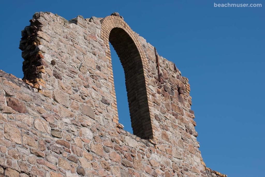 Botallack Sky Window