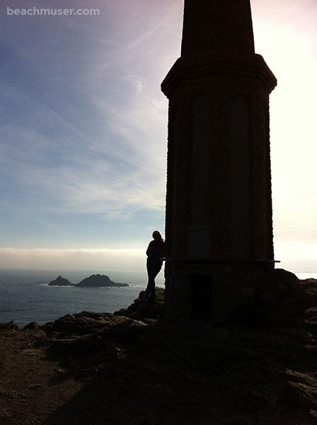 Cape Cornwall Beacon