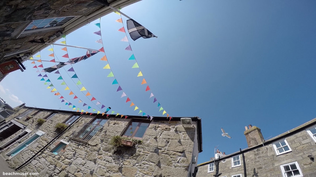 downlong flags st ives