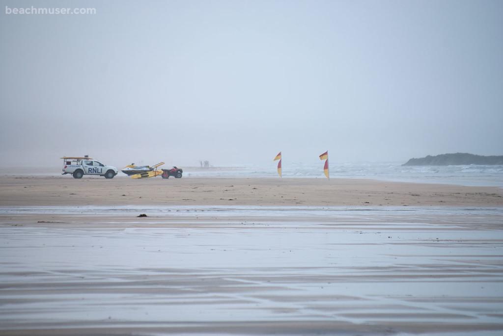 Gwithian Beach RNLI