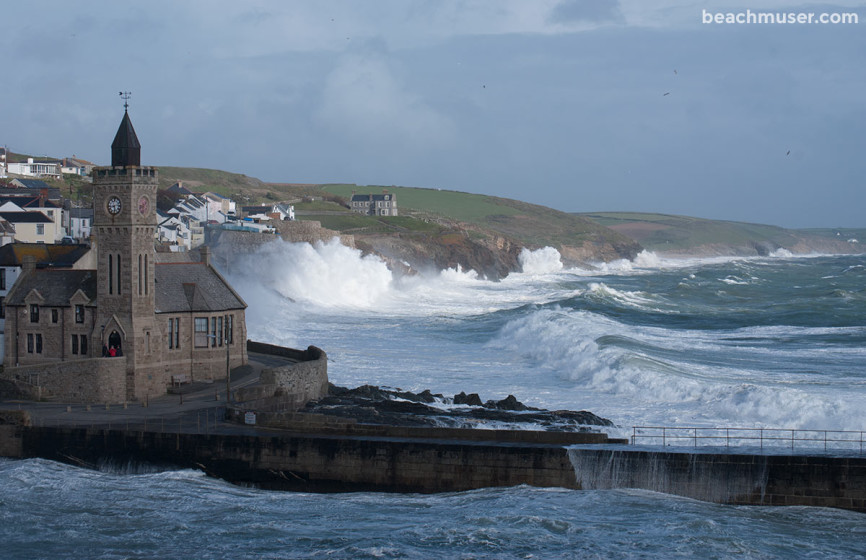 Porthleven Storm May 2015